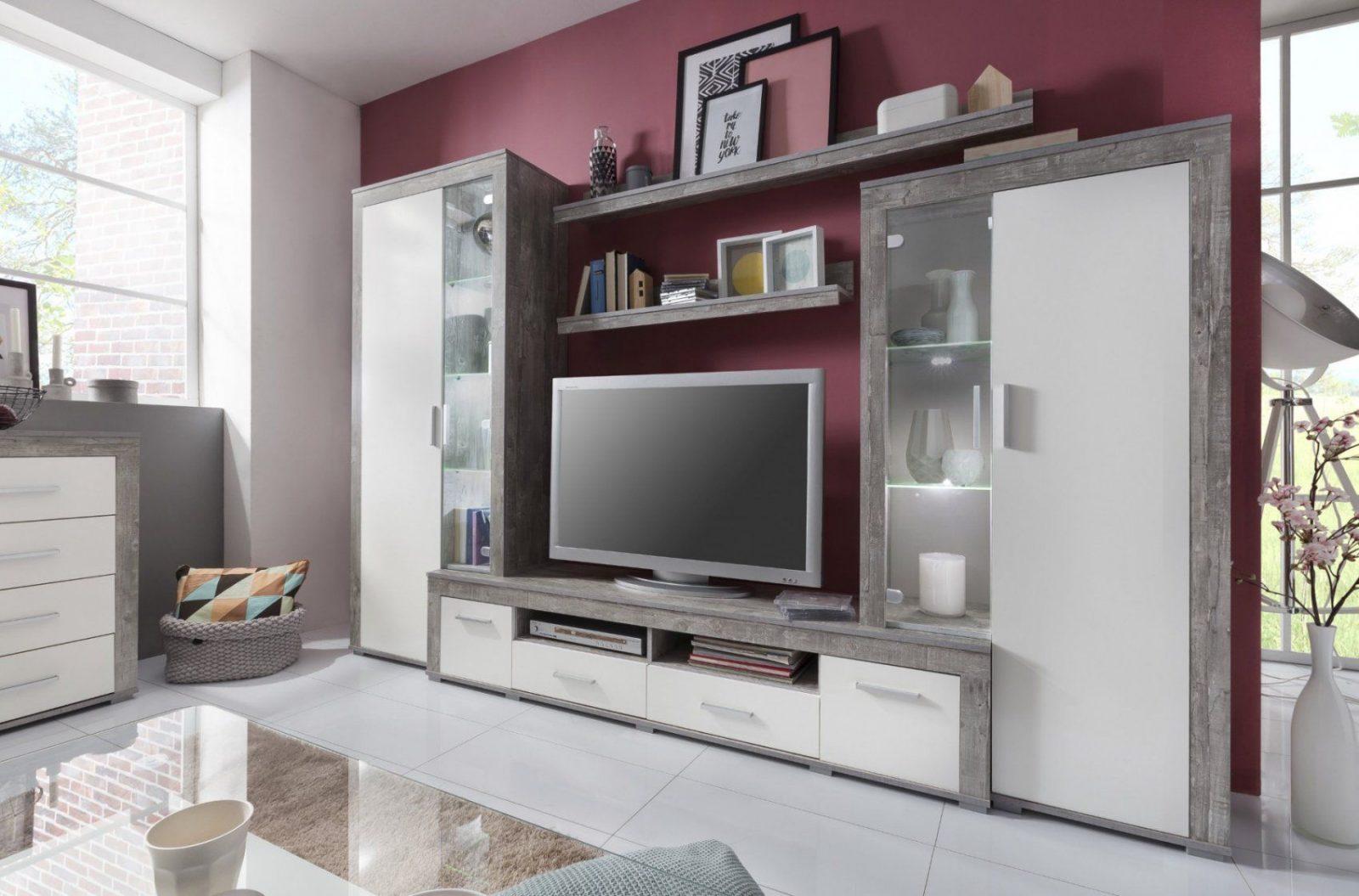Wohnwand Cm Breit Pic  Schlafzimmer Wandfarbe Konzeption von Wohnwand 220 Cm Breit Bild
