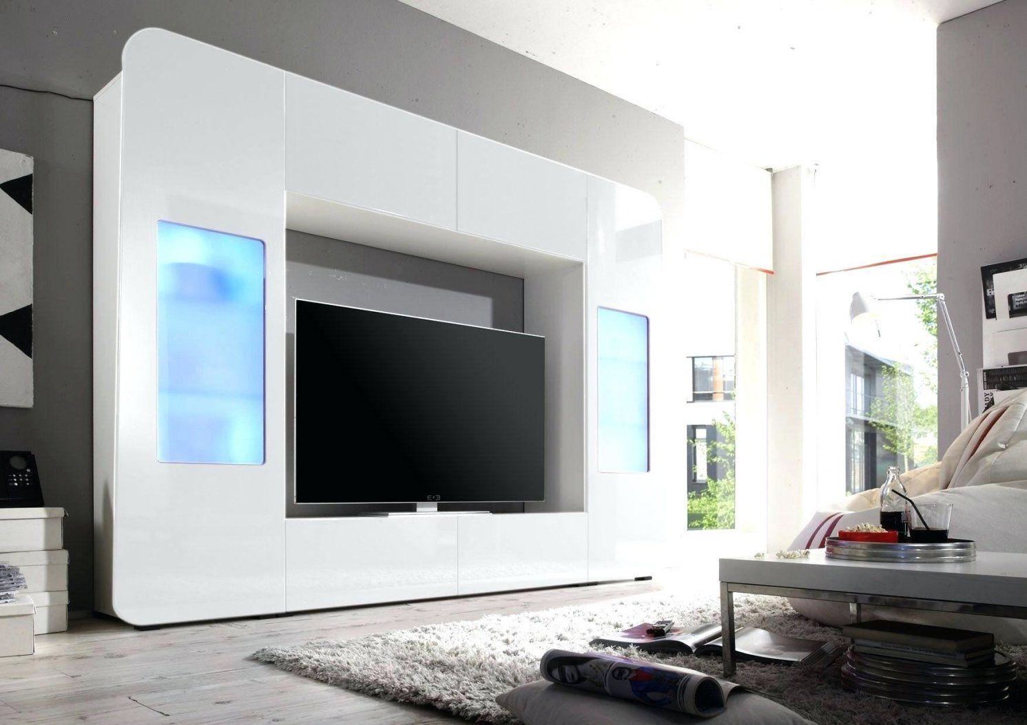 Wohnwand Ikea Beeindruckend Anbauwand Weiss Hochglanz Ka 1 4 Hl Auf von Wohnwand Weiß Hochglanz Ikea Bild