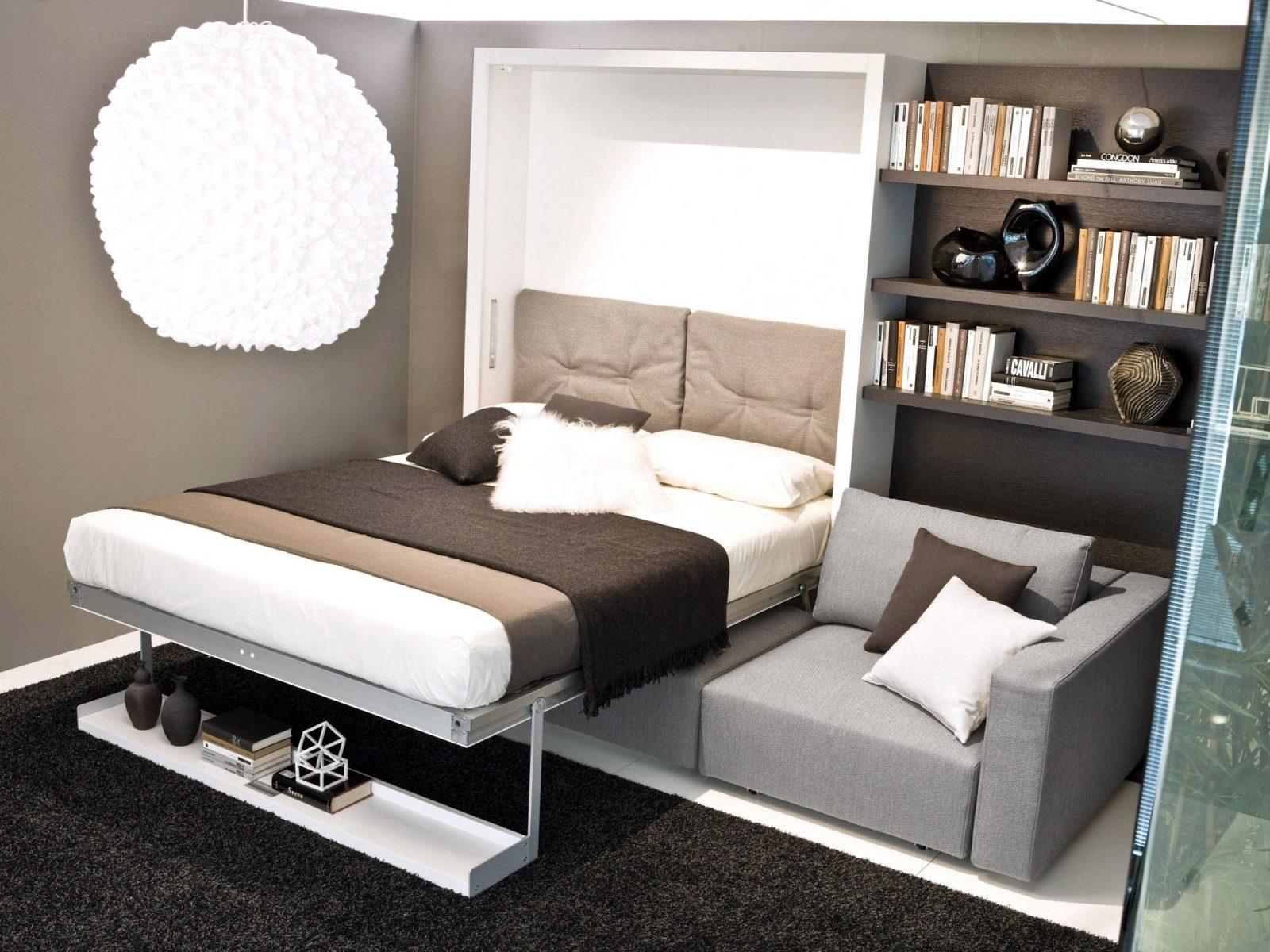 Wohnwand Mit Bett Eigenschaften  Finden Sie Ihre Wohnung Dekor Stil von Wohnwand Mit Integriertem Bett Photo