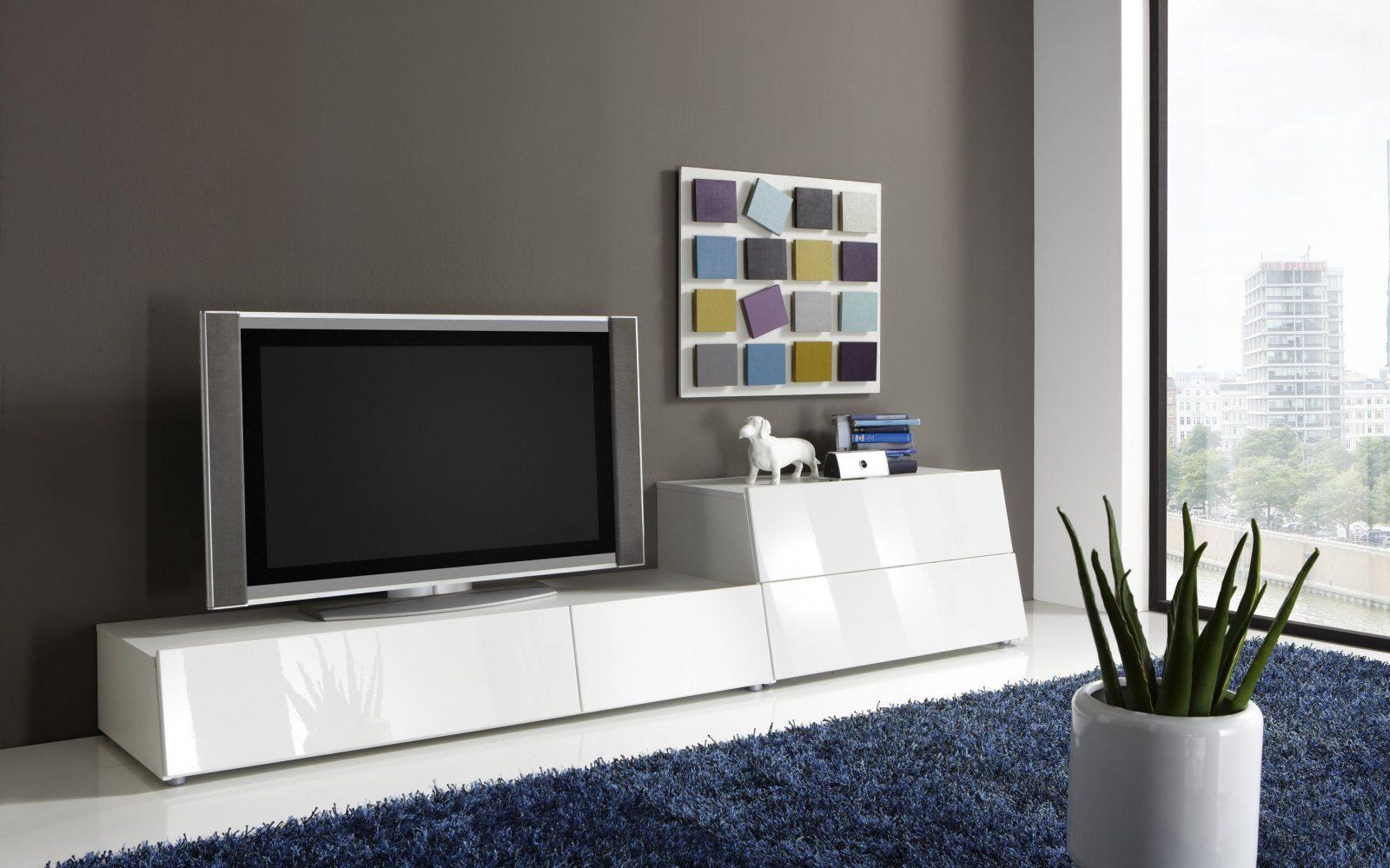 Wohnwand Weiß Hochglanz Ikea von Wohnwand Weiß Hochglanz Ikea Bild
