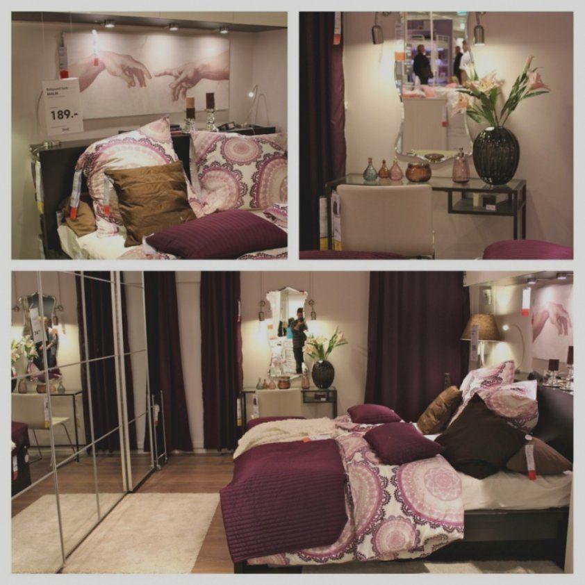 Wunderbar Deko Ideen Schlafzimmer Ikea Ikea Verwirklicht Mit von Deko Ideen Schlafzimmer Ikea Bild