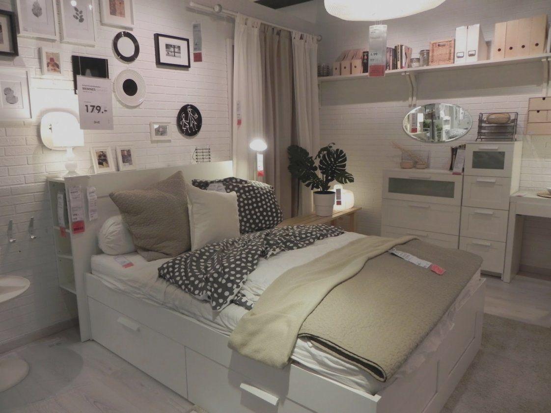Wunderbar Deko Ideen Schlafzimmer Ikea Ikea Verwirklicht Mit von Deko Ideen Schlafzimmer Ikea Photo
