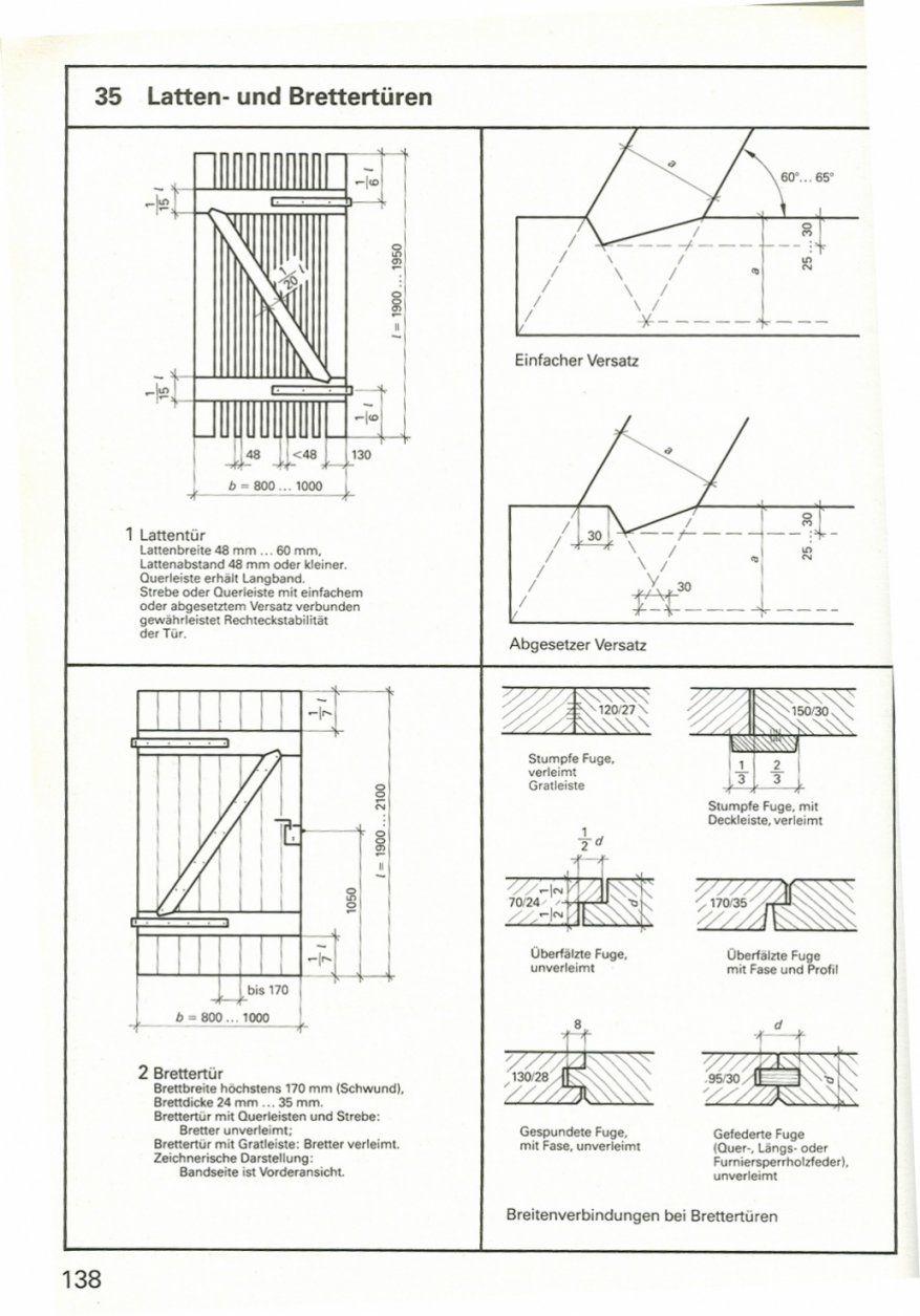 Wunderbar Gartentor Selber Bauen Anleitung Dekorationen Spannende von Garagentor Holz Selber Bauen Bild