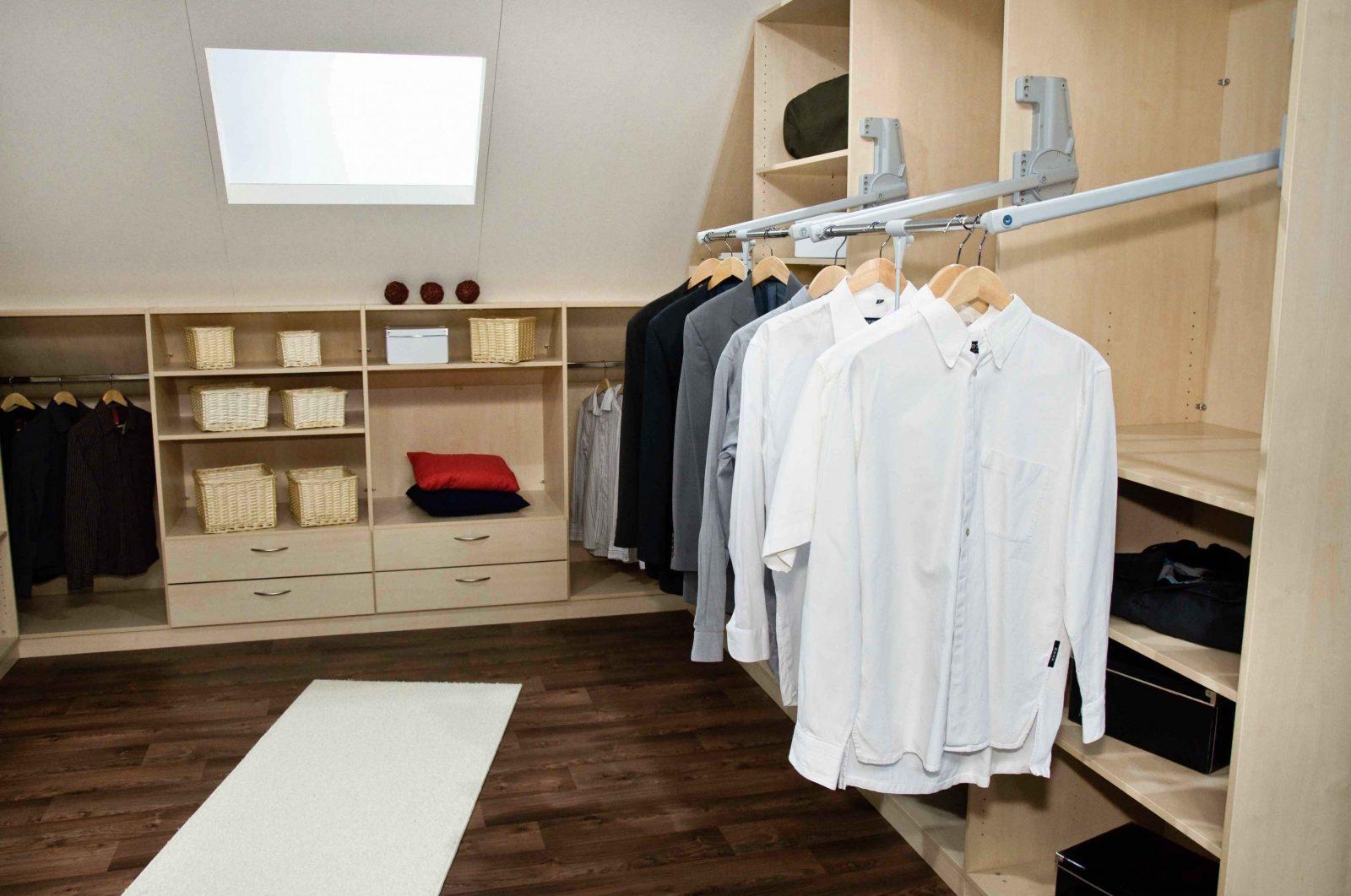 Wunderbar Offener Kleiderschrank Selbst Gemacht Begehbarer Schrank von Begehbarer Schrank Selber Bauen Bild