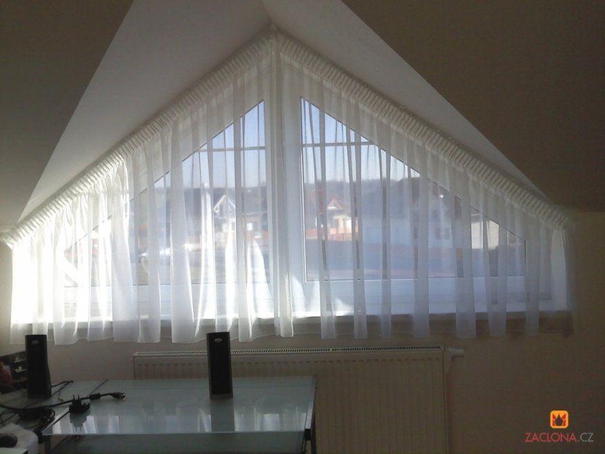 Wunderschöne Gardinen Ideen Für Schräge Fenster Sthetische Ideen von Gardinen Ideen Für Schräge Fenster Bild