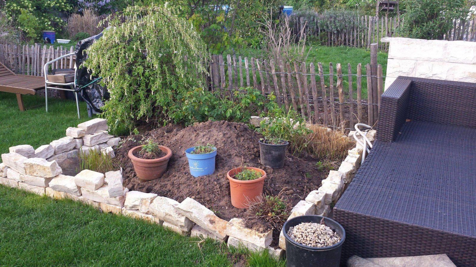 Wunderschöne Garten Neu Gestalten Frisch Garten Neu Gestalten Mit von Blumenbeet Gestalten Mit Kies Bild