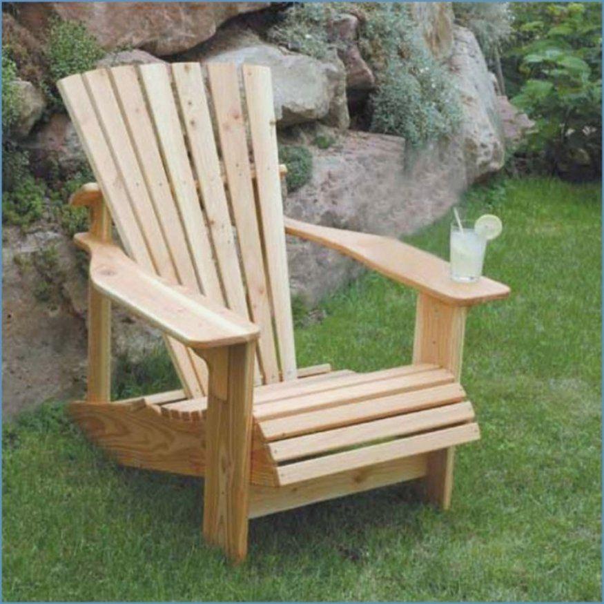 Wunderschöne Schaukelstuhl Selber Bauen Innenarchitektur Schnes von Adirondack Chair Selber Bauen Photo