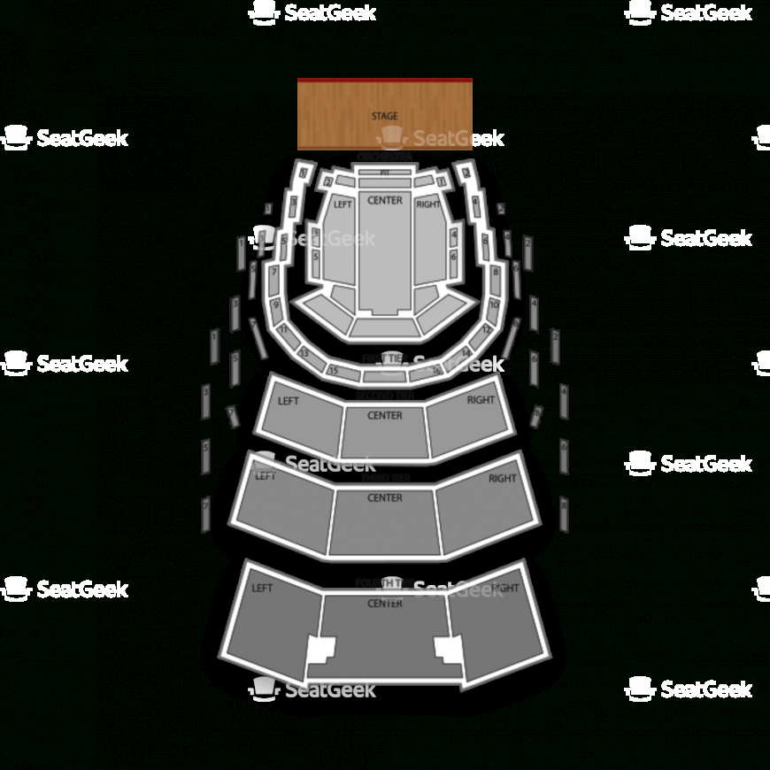 Ziff Ballet Opera House At Adrienne Arsht Center Seating Chart & Map von Adrienne Arsht Seating Chart Photo