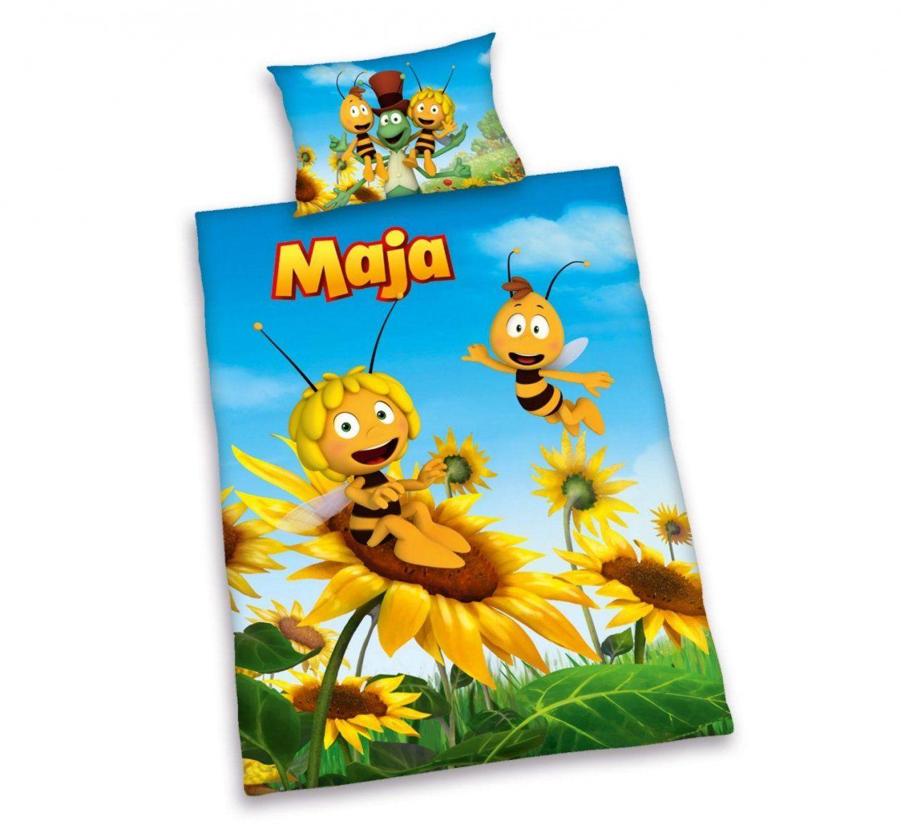 1) Biene Maja Bettwäsche Von Herding Für 19€ Inkl Versand von Biene Maja Bettwäsche Photo