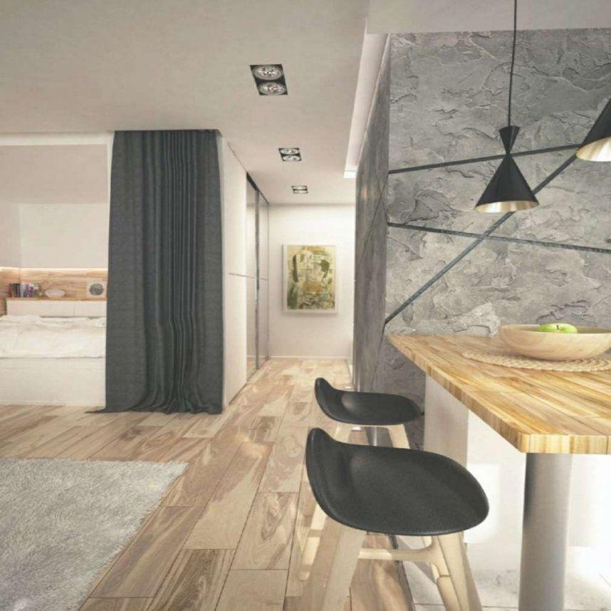 1 Zimmer Wohnung Einrichten Beispiele Home Ideen Von 1 Zimmer Wohnung  Dekorieren Bild