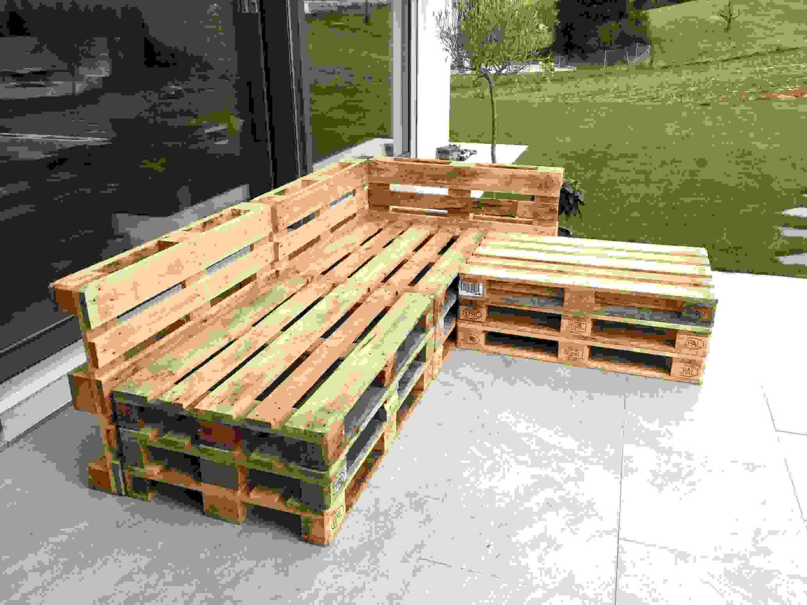 100 Eckbank Aus Paletten Anleitung Bilder Ideen von Eckbank Garten Selber Bauen Bild