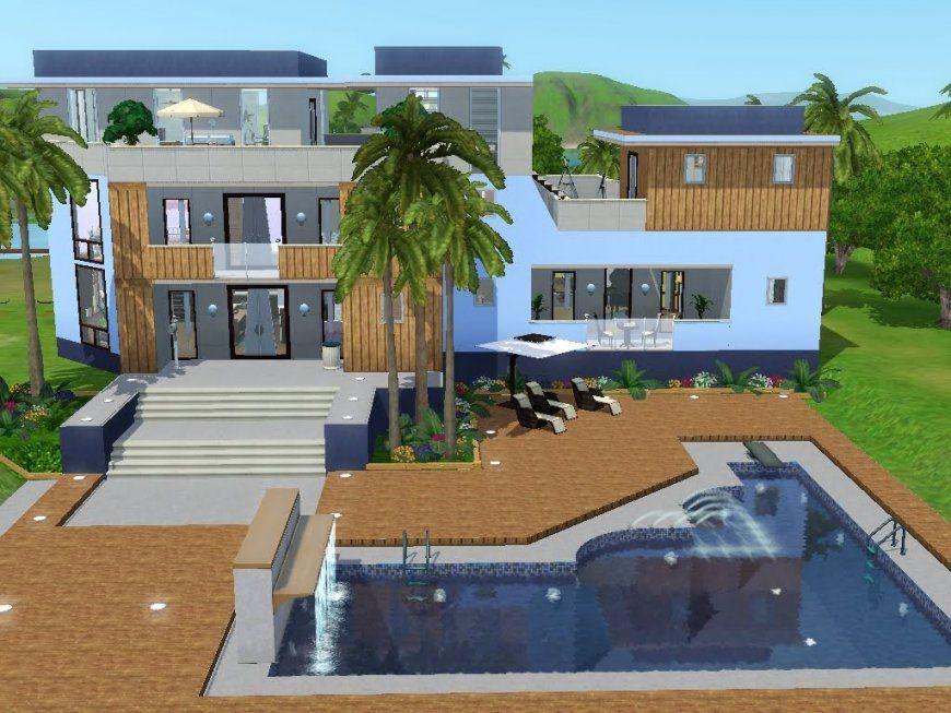 100 Sims 3 Haus Bauen Ideen Bilder Ideen von Sims Häuser Zum Nachbauen Photo
