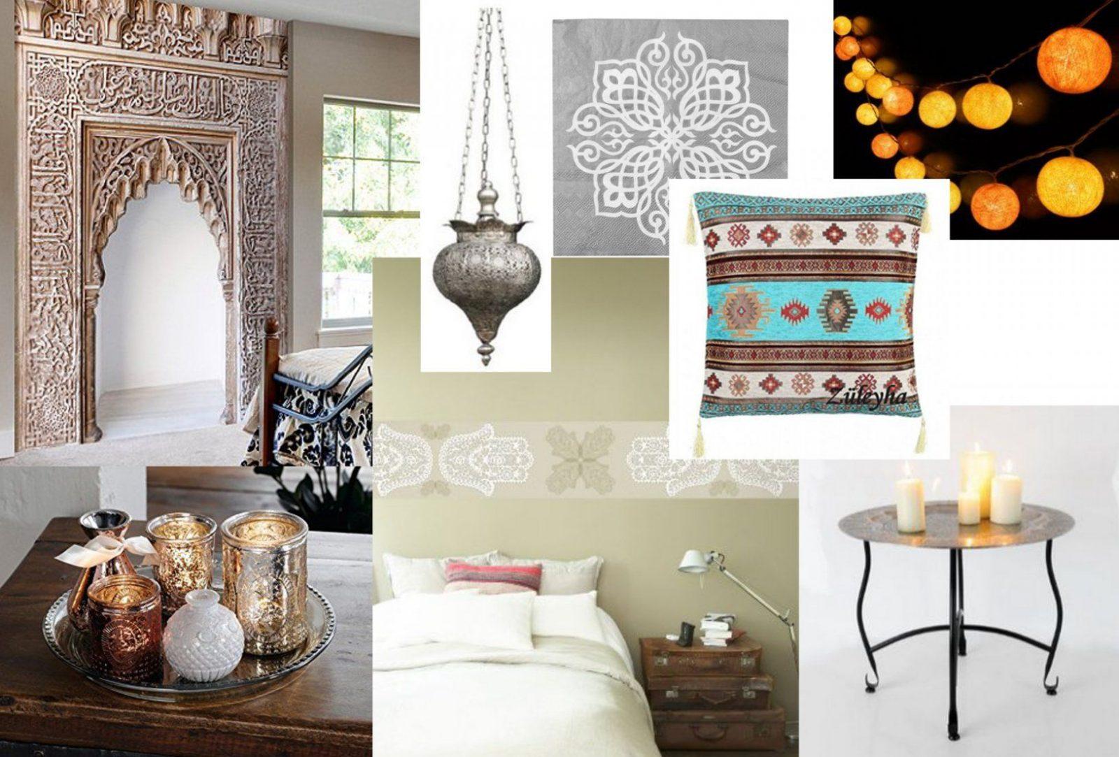 1001 Nacht Schlafzimmer Orientalisch Einrichten  Ahoipopoiblog von Studentenzimmer Einrichten Schöner Wohnen Bild