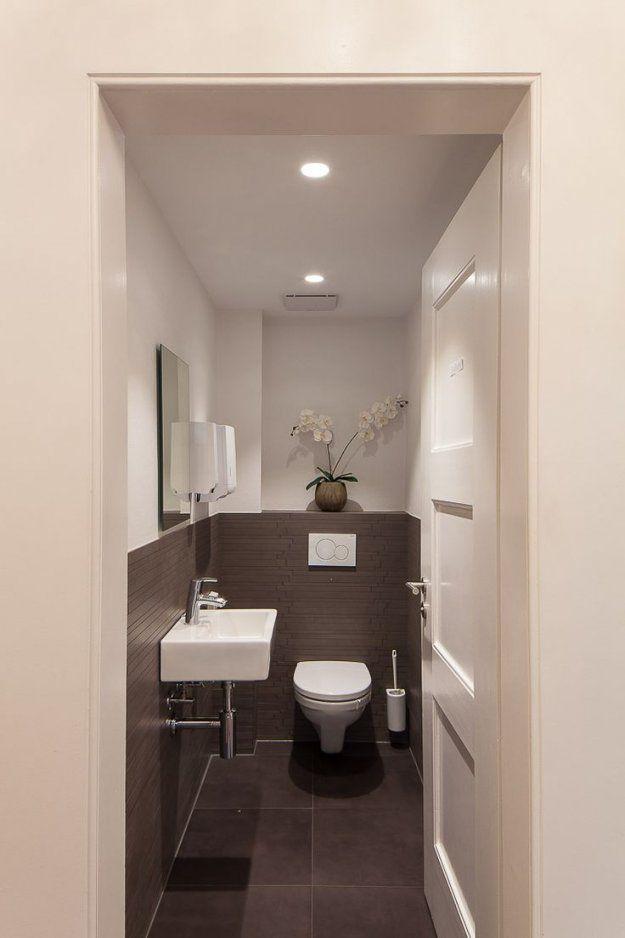 144 Besten Badezimmer Bilder Auf Pinterest  Badezimmer Badezimmer von Gäste Wc Ideen Modern Photo