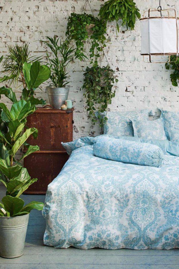 15 Best Bettwäsche Images On Pinterest  Bedroom Beds And Interior von H&m Bettwäsche 155X220 Bild