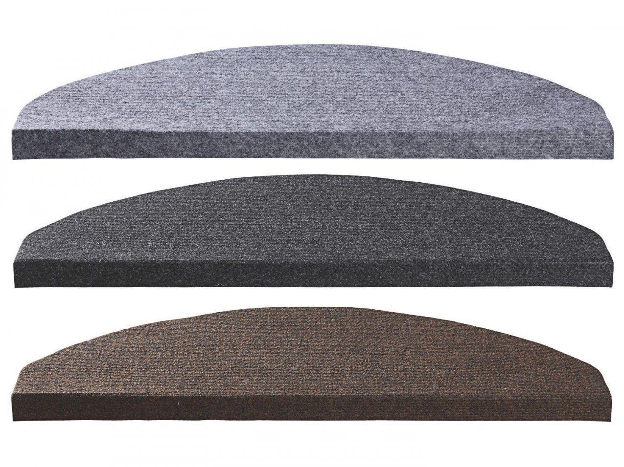 15Er Set Treppenmatten Stufenmatten Meradiso Ca 65 X 26 Cm Stufen von Stufenmatten Set 15 Teilig Bild