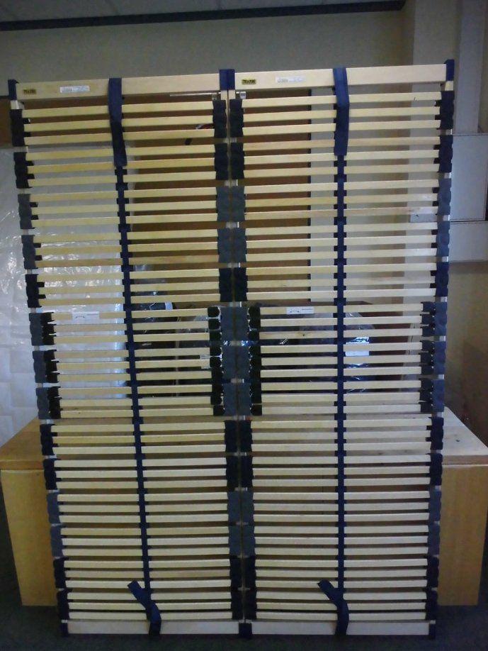 2 Stück 7 Zonen Lattenrost Bluestar 42 F Nv = Breiten 120 140 von Lattenrost 140 X 190 Bild