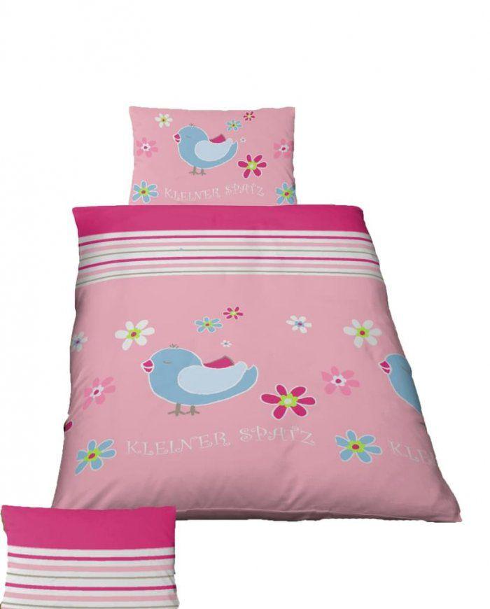 2 Tlg Kinder Baby Bettwäsche 100 X 135 Cm Rosa  Real von Baby Bettwäsche Biber 100X135 Bild