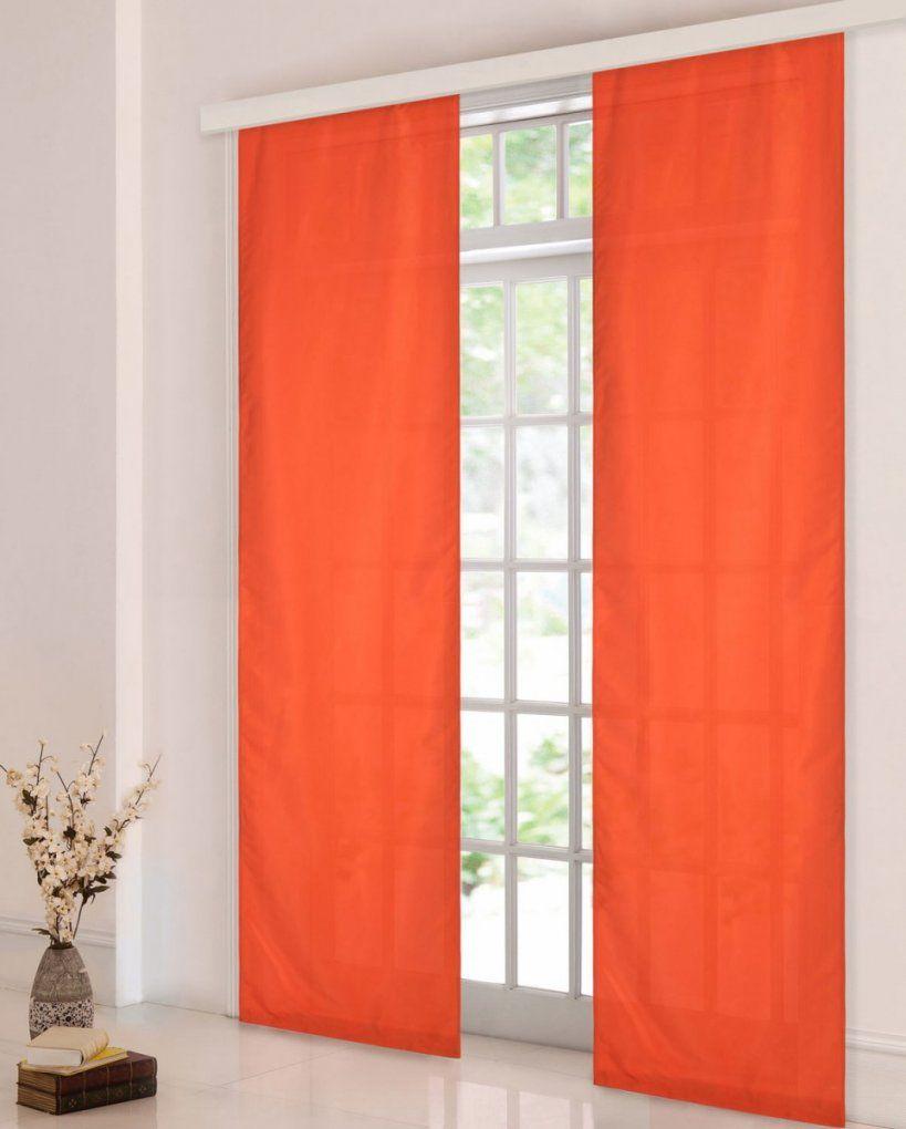 2 Vorhnge Schals Gardinen Orange Mediterran Fabulous 2 Vorhnge von 2 Vorhänge Schals Gardinen Orange Mediterran Photo