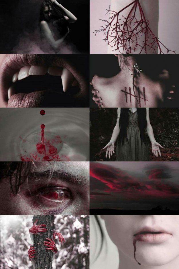 222 Best Darkness Images On Pinterest  Darkness Photography Ideas von Vampire Diaries Bettwäsche Bild