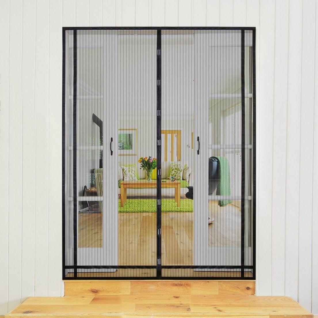 230*160Cm Insektenschutz Vorhang Türen Magnet Magnetvorhang Netz von Insektenschutzvorhang Für Türen Mit Magnet Photo
