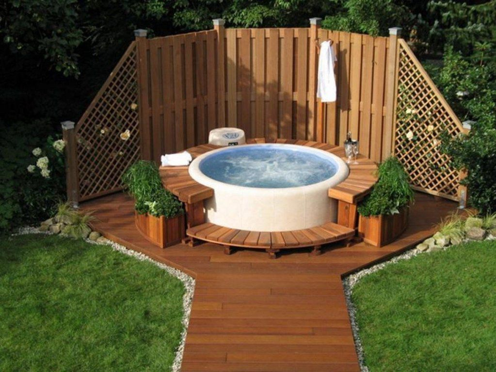 25 Best Ideas About Outdoor Hot Tubs On Pinterest Hot Tub Intended von Hot Tube Selber Bauen Photo