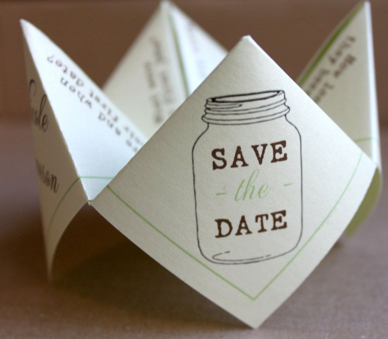 26 Best Of Sammlung Um Hochzeitseinladungen Originell Brilliantly von Save The Date Originell Photo