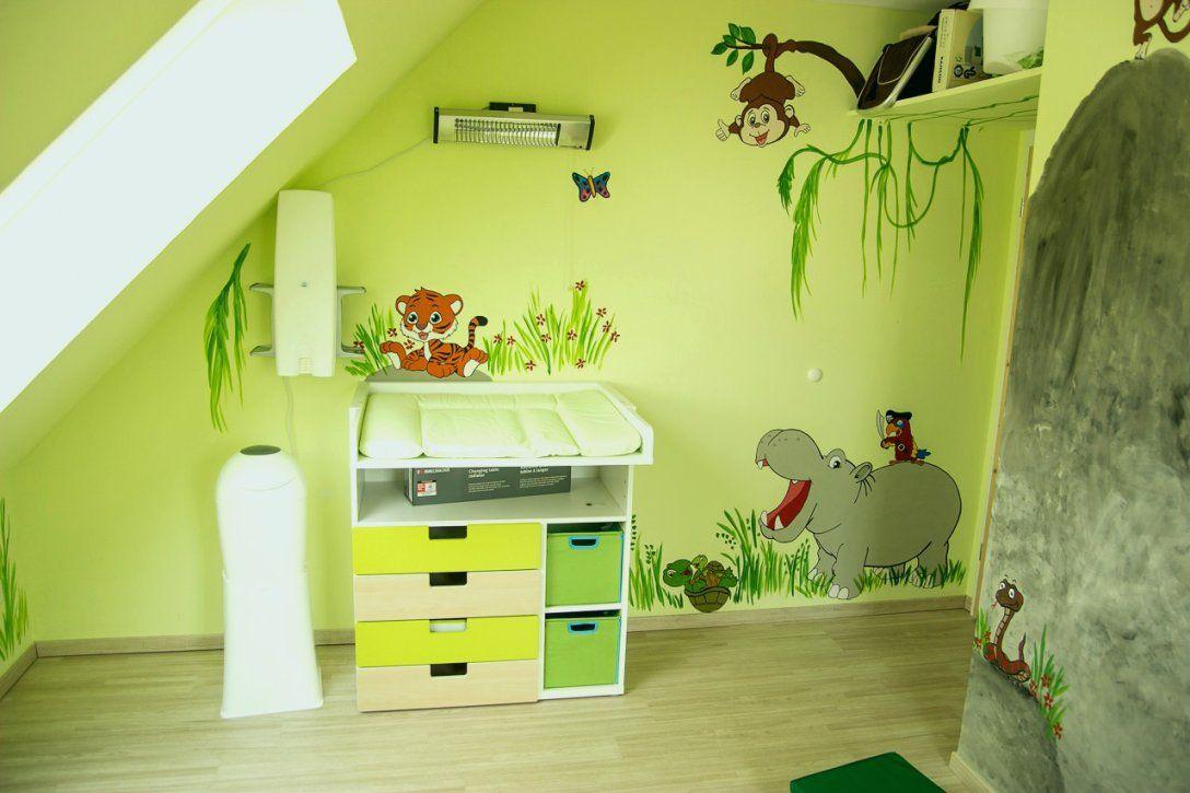 27 Schön Wandgestaltung Babyzimmer Selber Machen  Inneneinrichtung von Wandgestaltung Kinderzimmer Selber Machen Bild