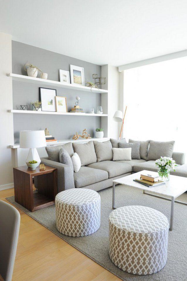 29 Ideen Fürs Wohnzimmer Streichen – Tipps Und Beispiele von Ideen Für Wohnzimmer Streichen Bild