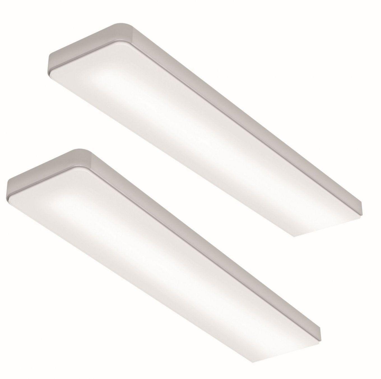 2Er Set Led Unterbauleuchte Küche 2 X 6 Watt Konverter Dimmbar von Küchen Unterbauleuchten Mit Sensor Photo