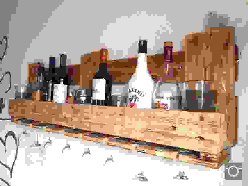 30 Das Beste Regale Aus Europaletten Bauen Konzept Haus Und Avec von Whisky Regal Selber Bauen Photo