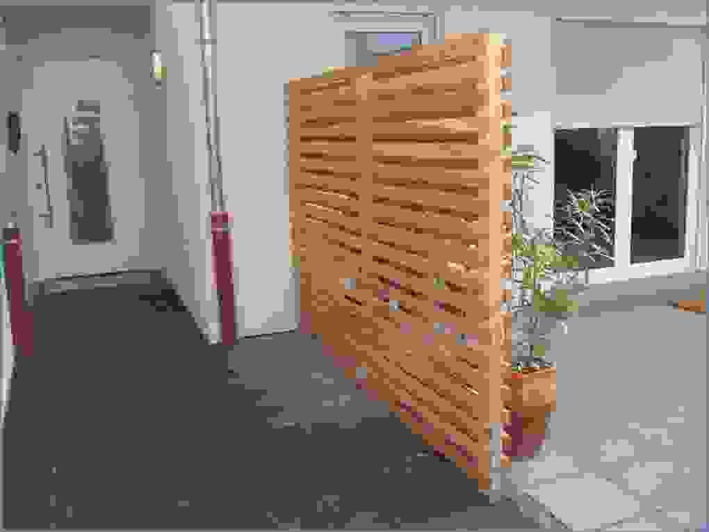 30 Einzigartig Holz Sichtschutz Selber Bauen Schema  Garten Design von Sichtschutz Selber Bauen Holz Bild