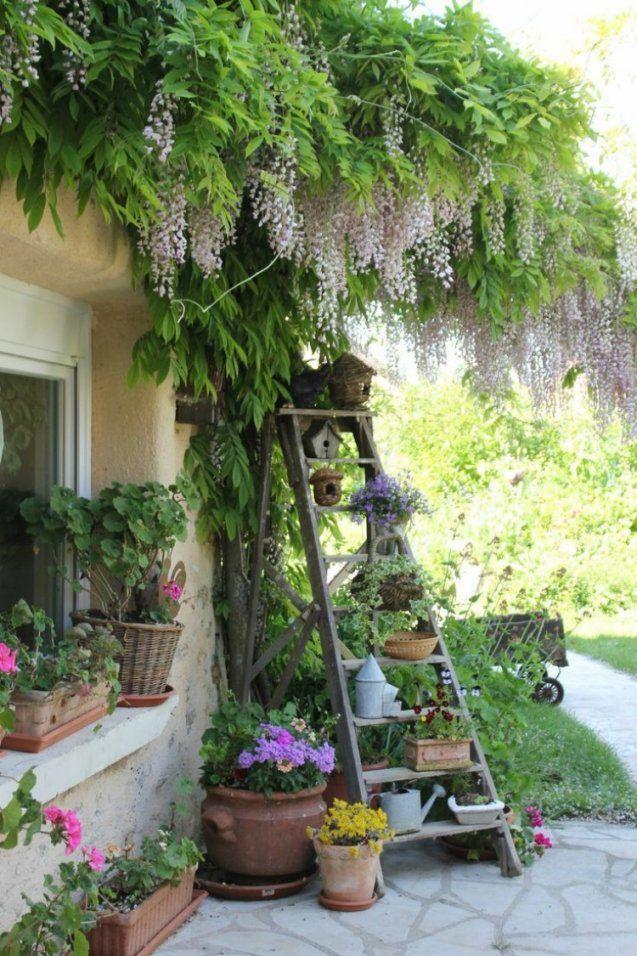 30 Ideen Für Günstige Gartengestaltung Und Dekoration von Gartenideen Für Wenig Geld Bild