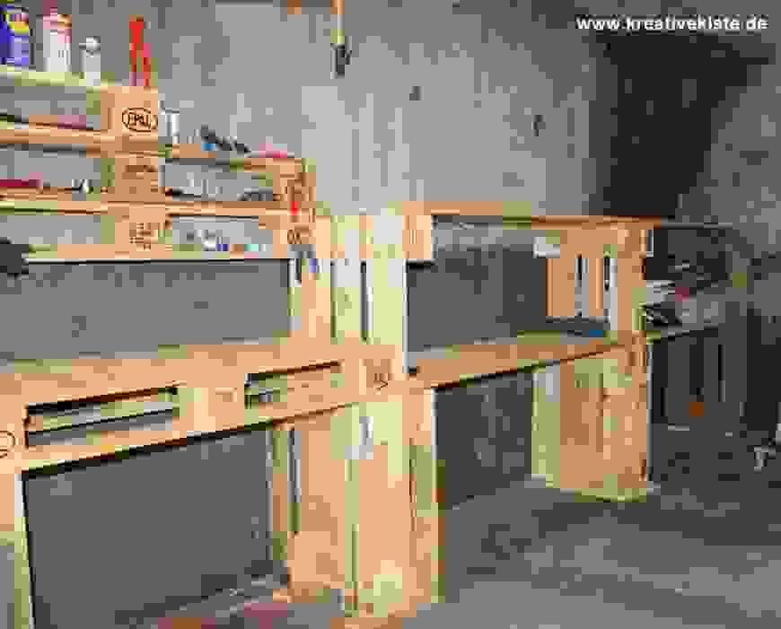 30 Luxus Von Regale Aus Europaletten Bauen Design  Moderne von Regal Aus Paletten Bauen Bild
