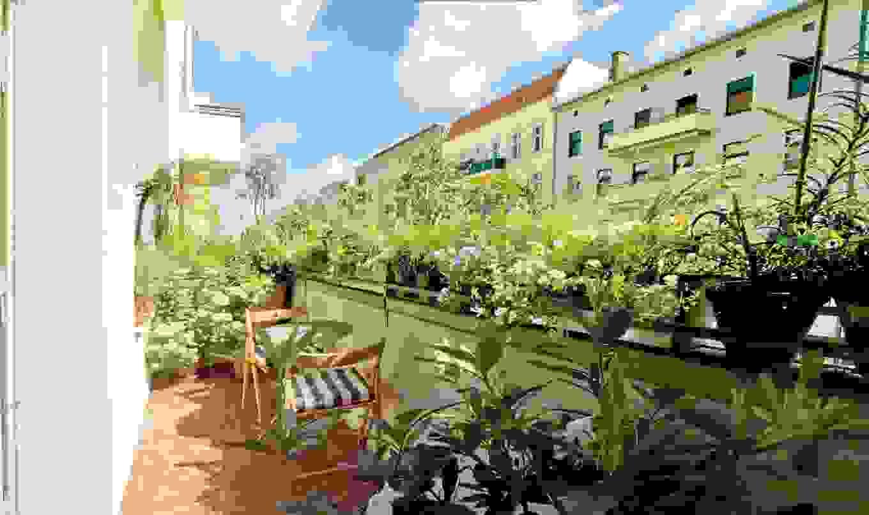 30 Tolle Langer Schmaler Balkon Gestalten Schema  Garten Designideen von Langer Schmaler Balkon Gestalten Photo