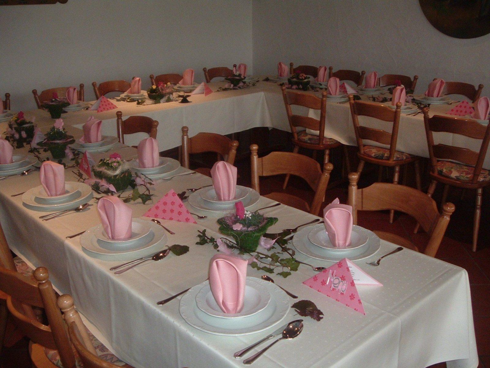 31 Finest Design Betreffend Hochzeitsdeko Selber Machen Tischdeko von Taufe Deko Selber Machen Bild
