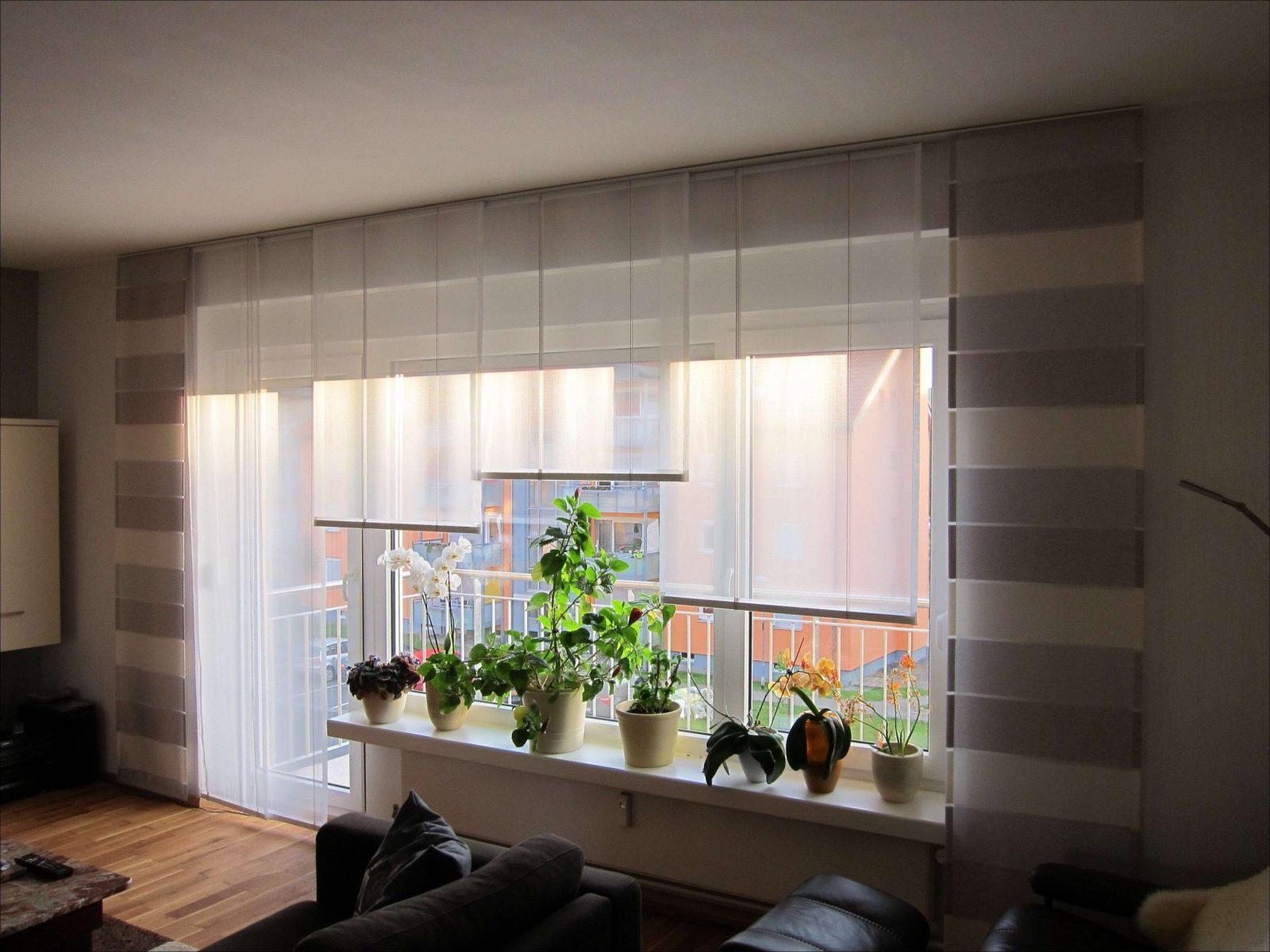 wenn zwischen fenster und balkont r ein st ck maer w re s he das von gardinen f r gro es fenster. Black Bedroom Furniture Sets. Home Design Ideas