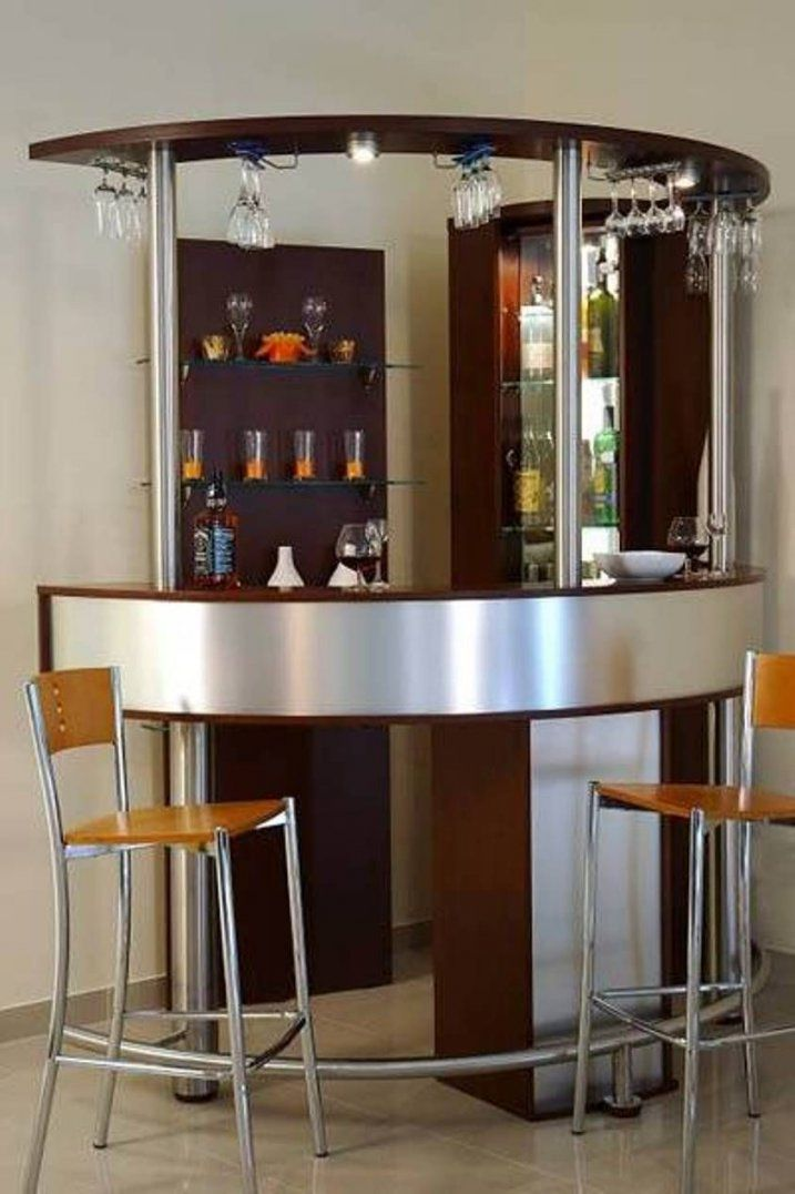 35 Best Home Bar Design Ideas  Small Bars Corner And Bar von Mini Bar With Stools Bild