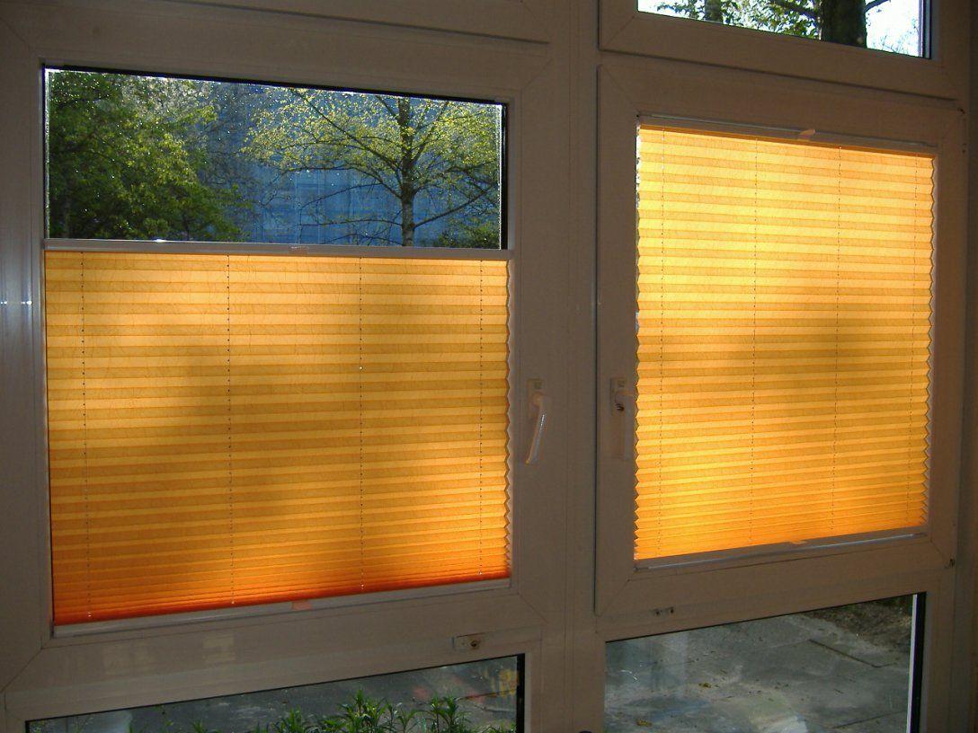 35+ Fantastisch Plissee Rollo  Kamrecords von Fenster Rollos Innen Ikea Bild