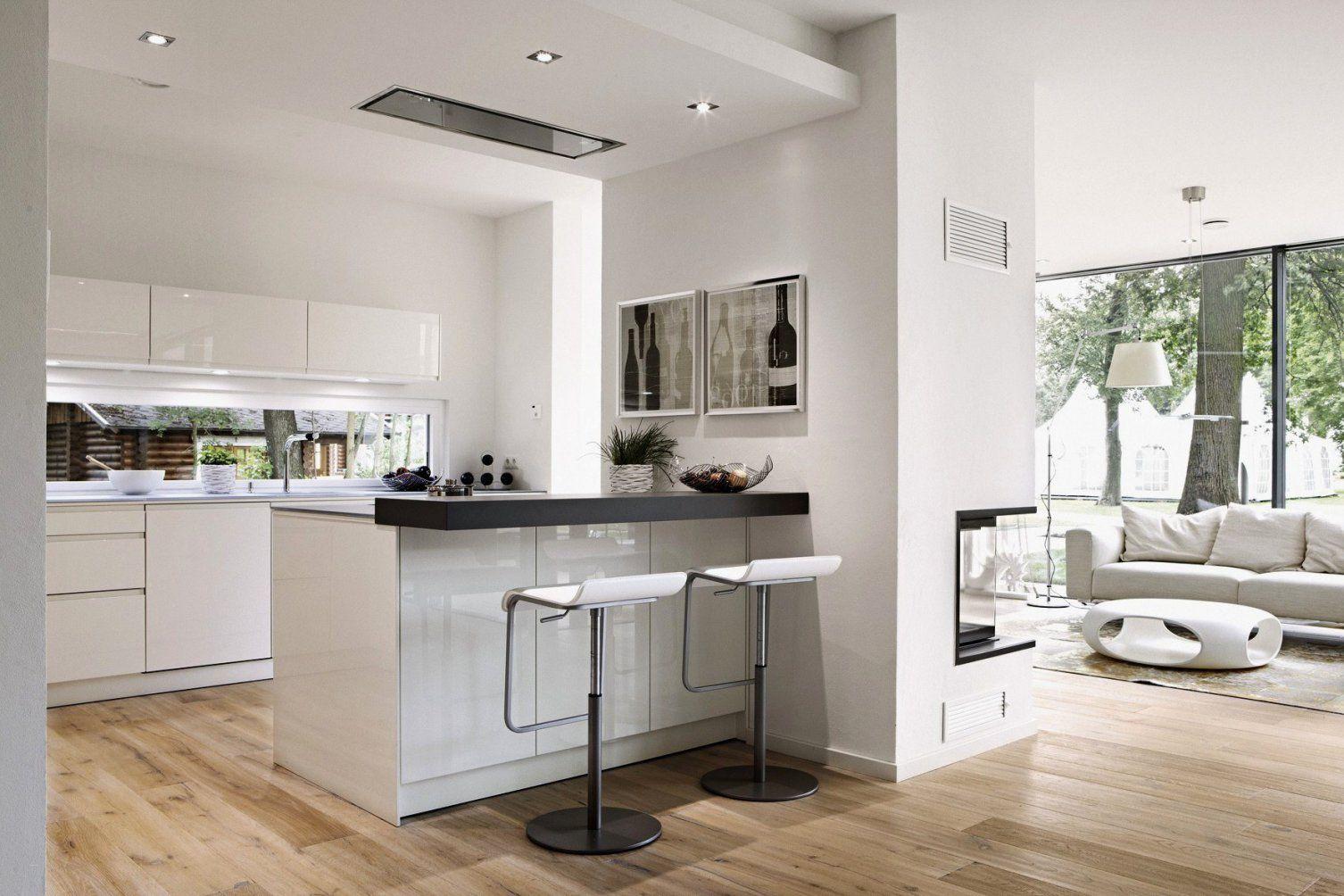 35 Inspirierend Ideen Offene Küche Wohnzimmer  Küchen Inspiration von Wohnzimmer Mit Küche Ideen Bild