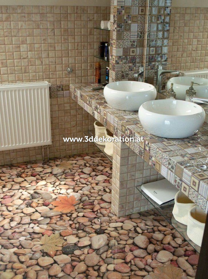 3D Dekoration  Produkt 3D Boden von Epoxidharz Bodenbelag Badezimmer Photo