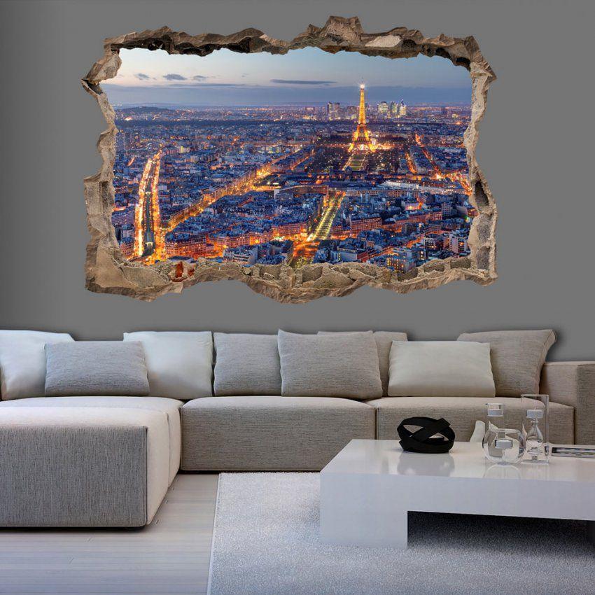 3D Wandillusion Wandbild Fototapete Poster Xxl Loch In Der Wand Cc von Bilder An Die Wand Bild