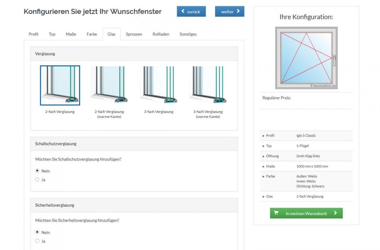3Fach Verglasung  Preise + Infos  Fensterblick von 3 Fach Verglasung Kosten Bild