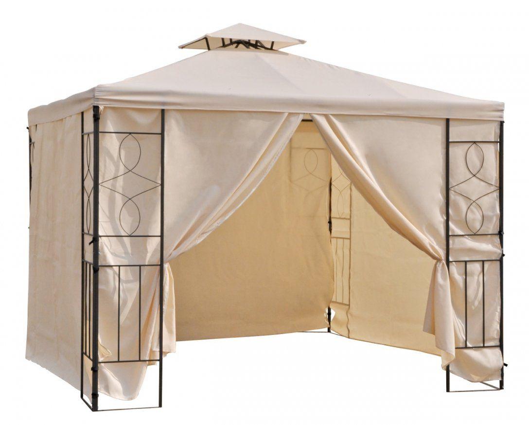 seitenteile pavillon 3x3 beige haus design ideen. Black Bedroom Furniture Sets. Home Design Ideas