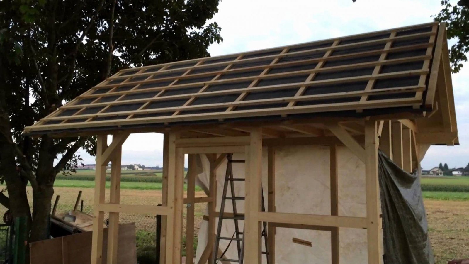 40 Frisch Foto Of Holz Pavillon 3X3 Selber Bauen 155636 2018  New von Gartenpavillon Aus Holz Selber Bauen Photo