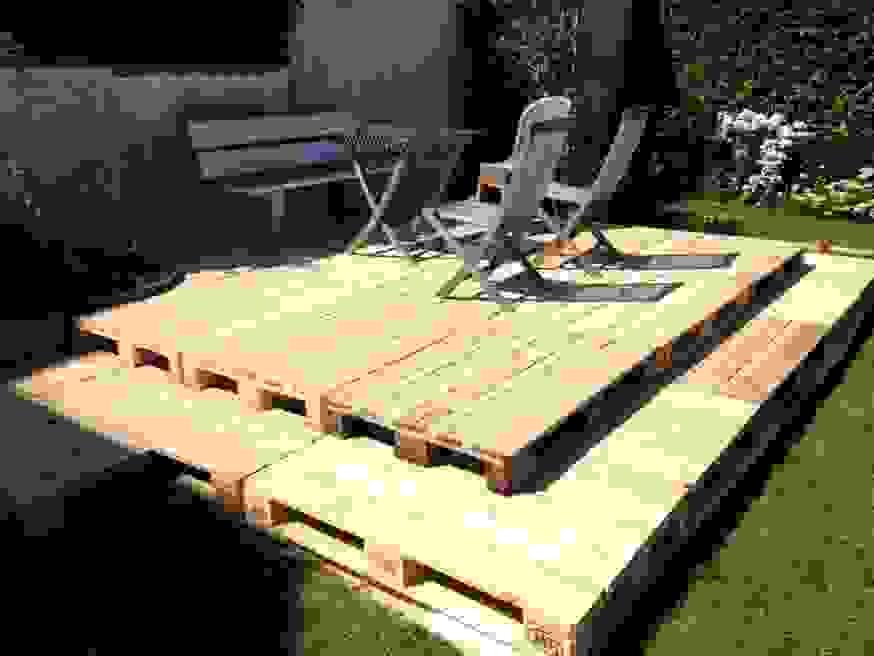 42 New Terrasse Bauen Mit Europaletten Pics Terrassenideen Blog Von von Terrasse Bauen Mit Europaletten Bild