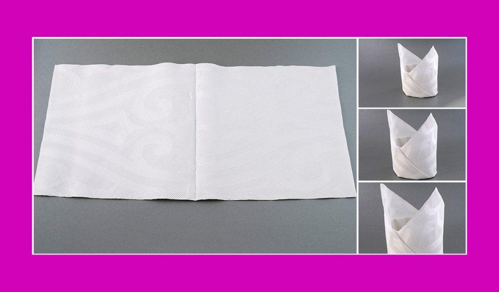 43 Duni Servietten Falten Dekoration Bilder Ideen Avec Kleine von Duni Servietten Falten Anleitung Photo