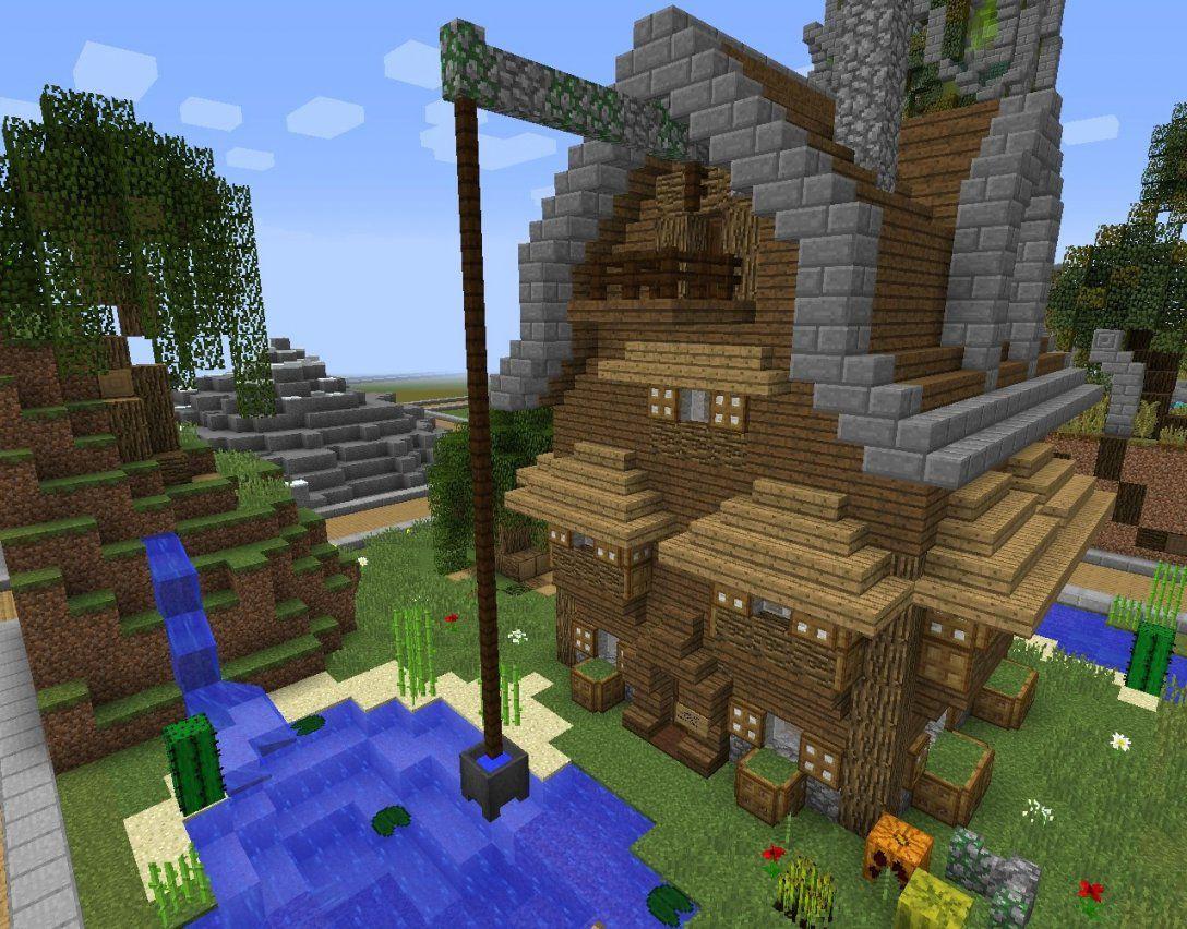 43 Minecraft Häuser Bauplan Dekoration Bilder Ideen Avec Minecraft von Minecraft Baupläne Zum Nachbauen Photo