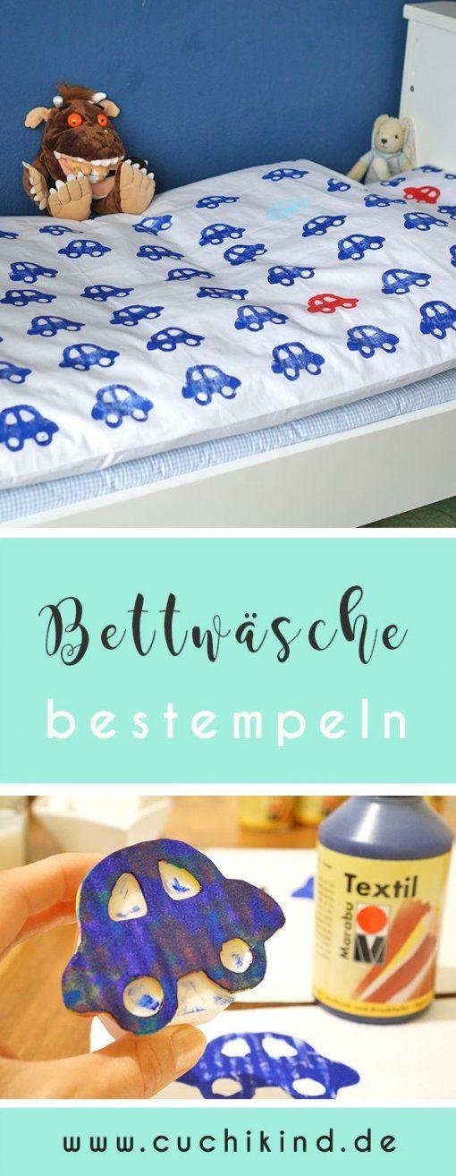 Bettwäsche Selber Gestalten Bettw Sche Selber Bedrucken Foto Von Von