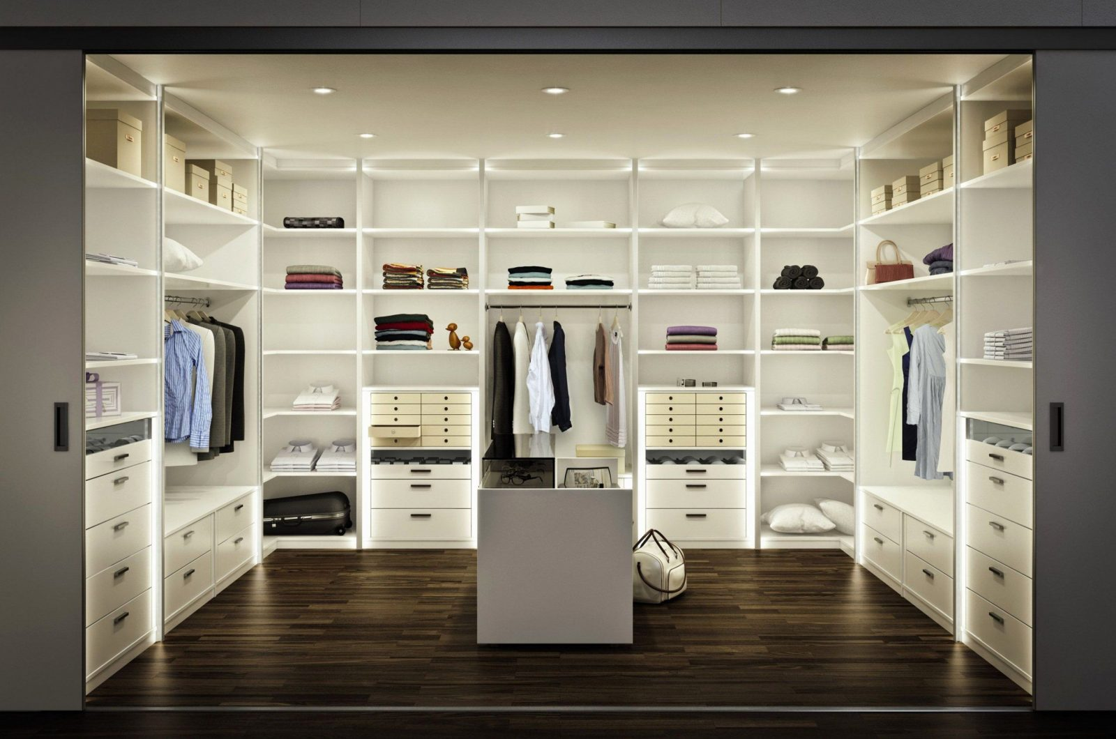 48 Luxus System Kleiderschrank Bilder  Insservicesbiz von Begehbarer Kleiderschrank System Günstig Bild